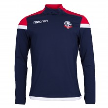 Training 1/4 Zip Poly Top Junior 1819
