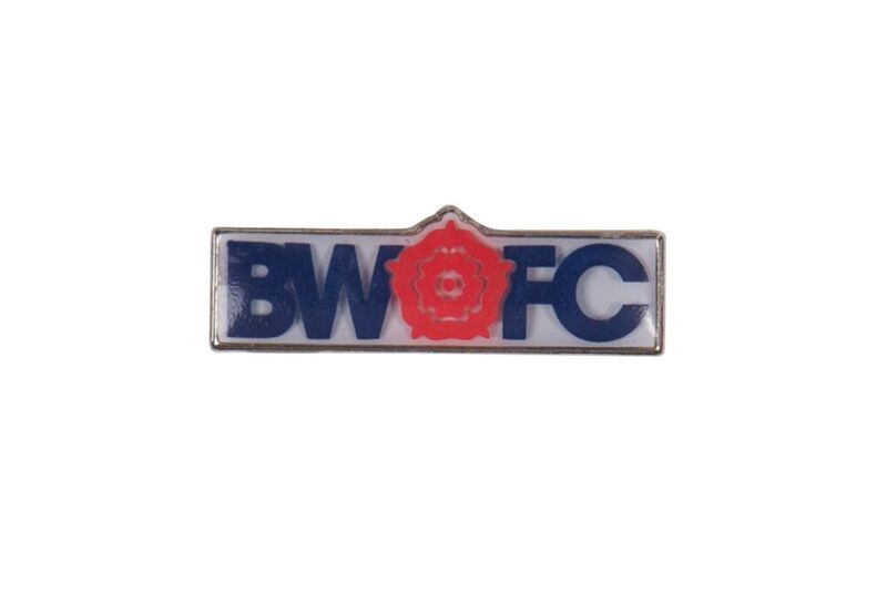 Badge BWFC Rose