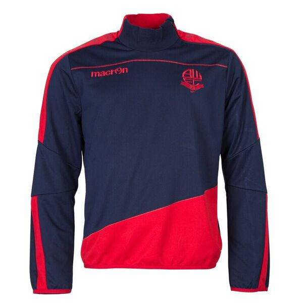 Training Poly 1/4 Zip Top  Adult 1617