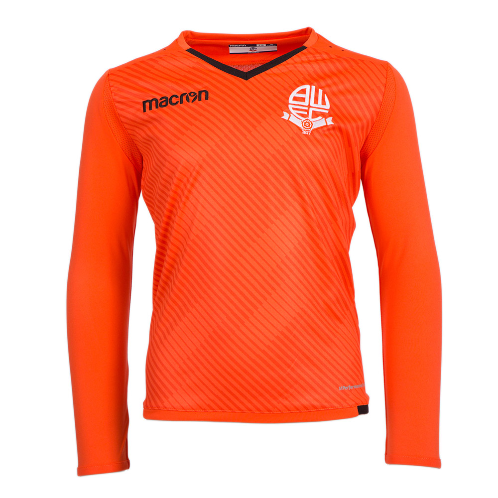GK Shirt Away Junior 1718