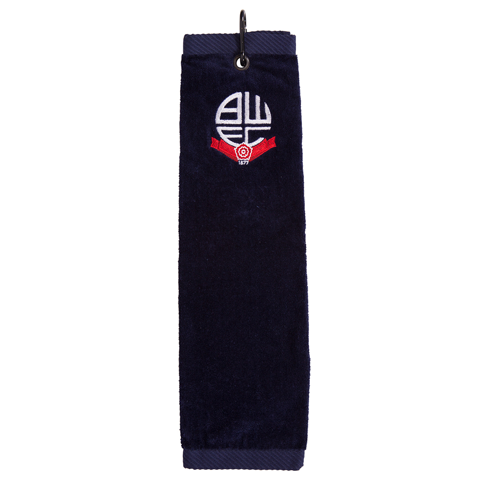 BWFC Luxury Golf Towel