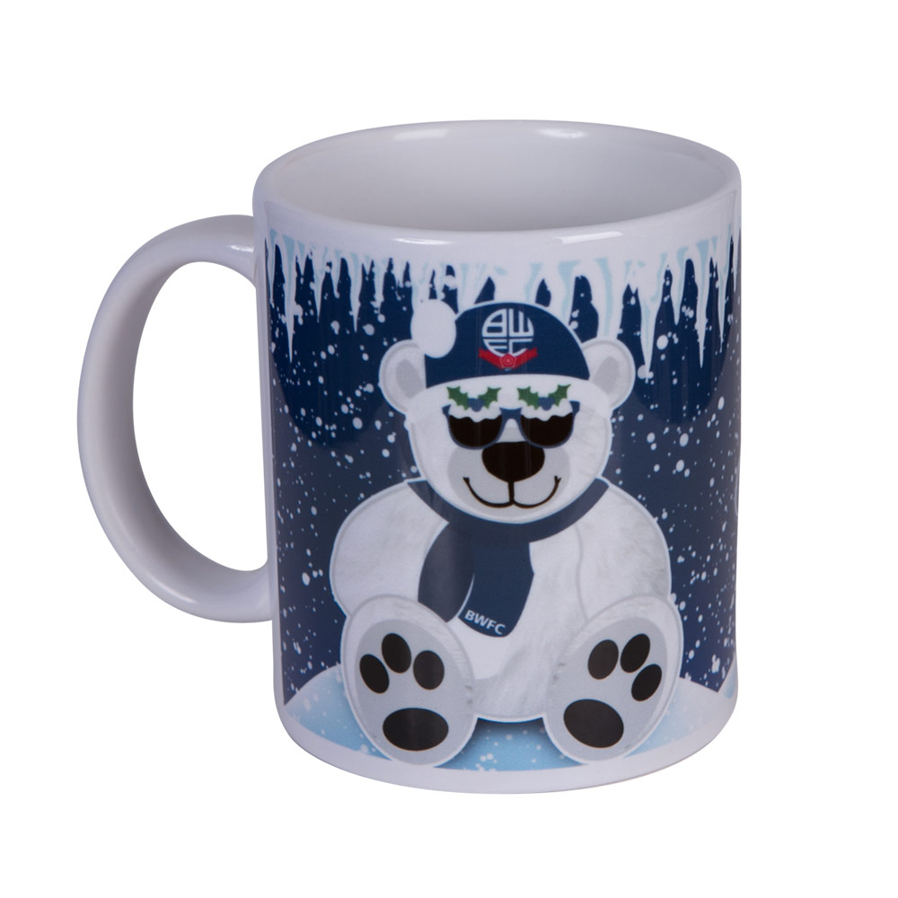 Christmas Mug Polar Bear