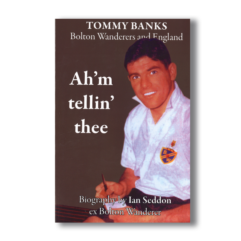 BOOK AHM TELLING THEE TOMMY B