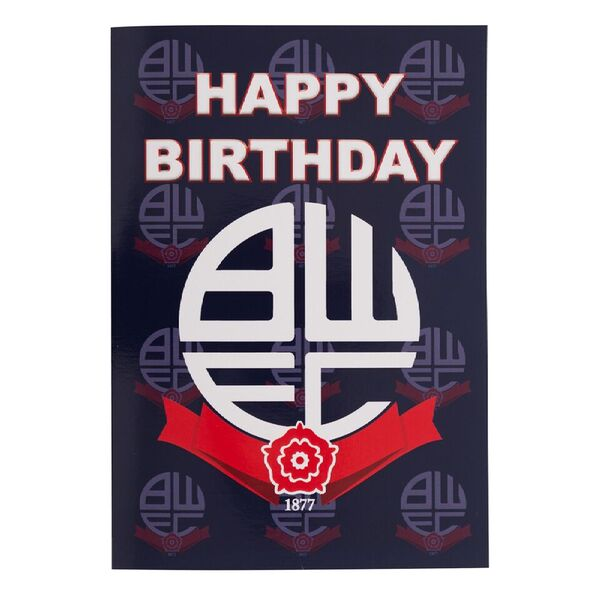 Card Crests Birthday