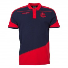 Travel Polo Shirt Adult Navy 1617