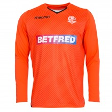 GK Shirt  Away Adult 1718