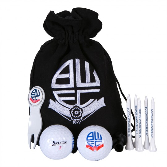 Golf gift set pouch set